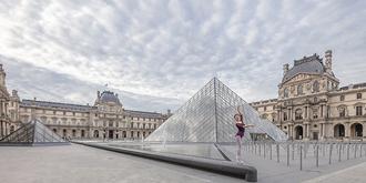 游荡在巴黎