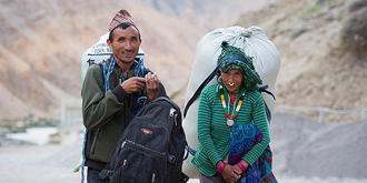 探秘中国尼泊尔边境