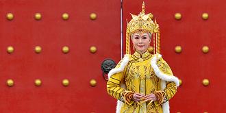 沈阳第二届国际旗袍秀