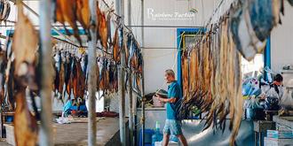 最接地气的海鲜市场