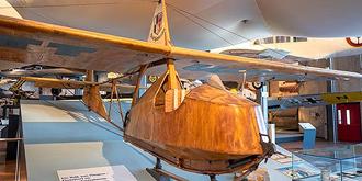 飞机博物馆探奇