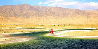 中国哪个盐湖更美