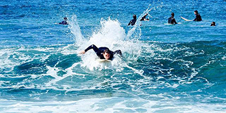 冲浪救生员俱乐部创始地