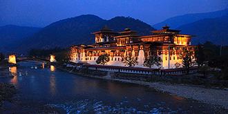 神秘邻国不丹