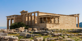 雅典的著名历史建筑