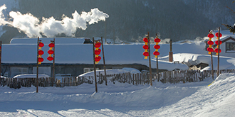 今年的雪乡能否赢回游客心
