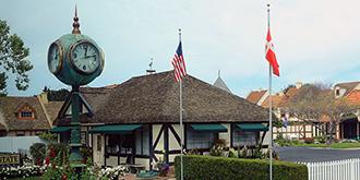 美国竟有童话般的丹麦小镇