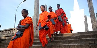 斯里兰卡最古老的佛教圣城