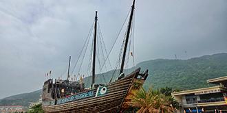 800年的古船,挖出了什么