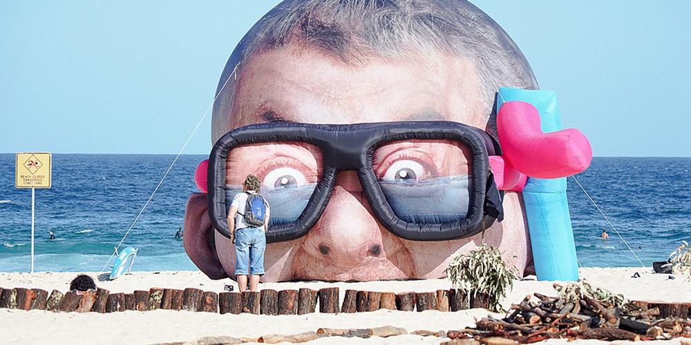 別具一格的悉尼海邊雕塑展