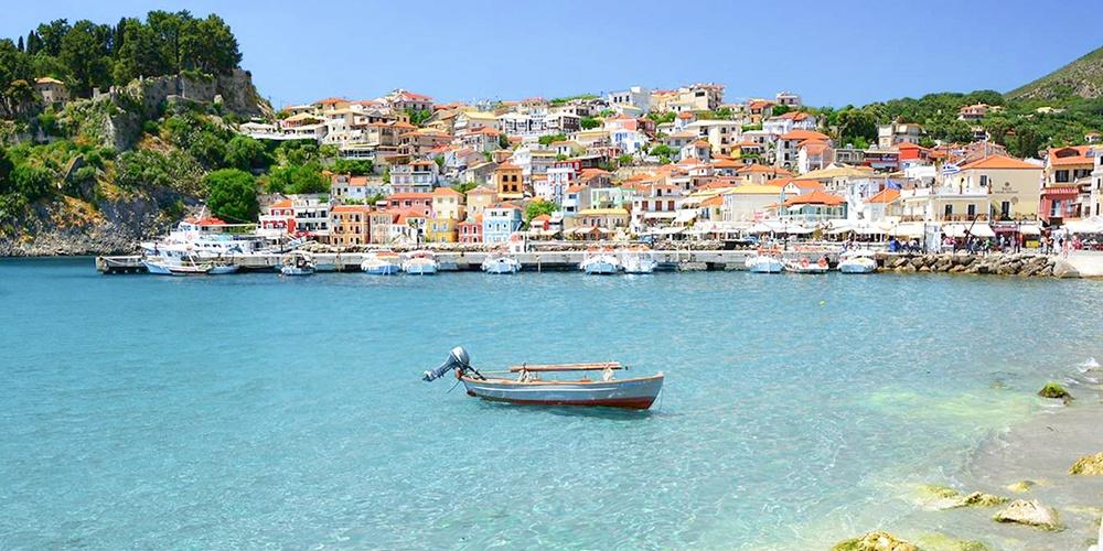 希腊最美小镇
