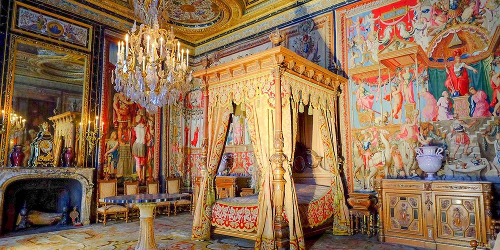 探秘國王寢宮