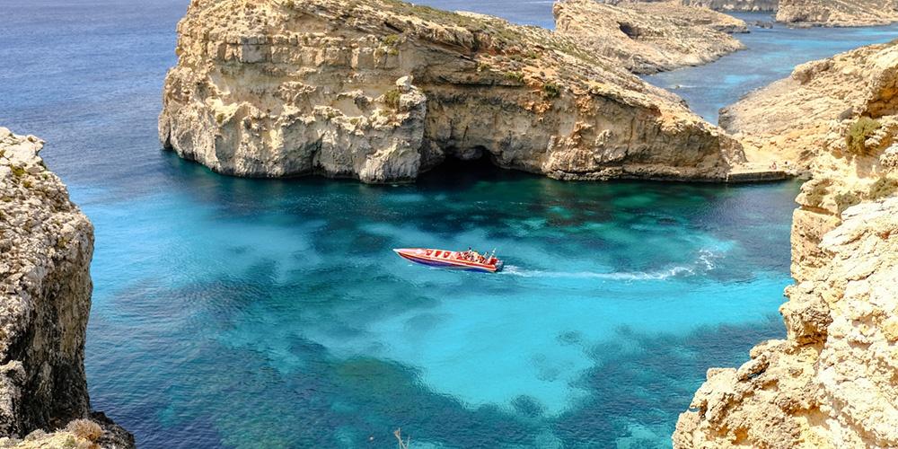 地中海小島