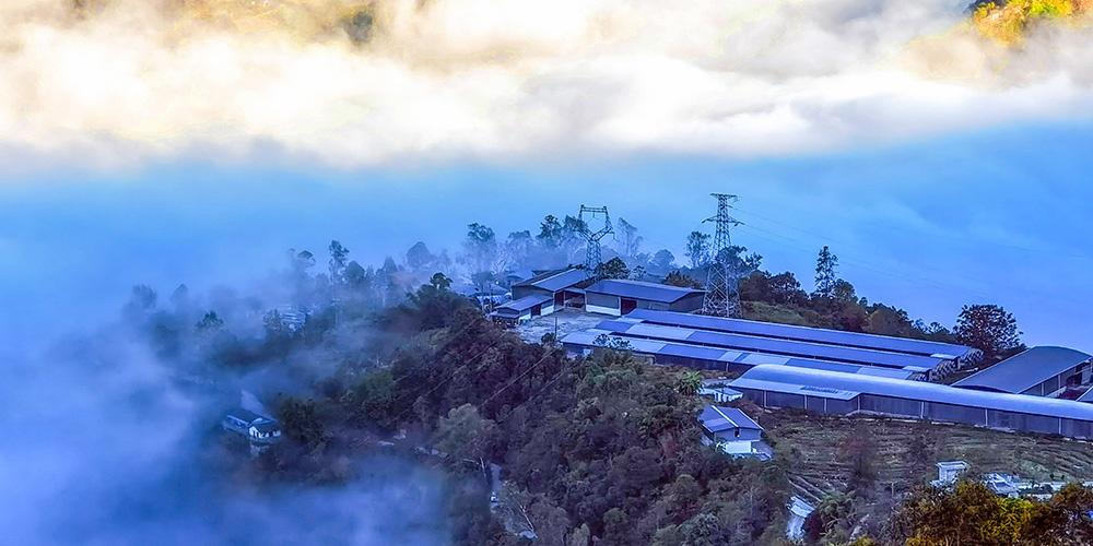 云端上的村寨