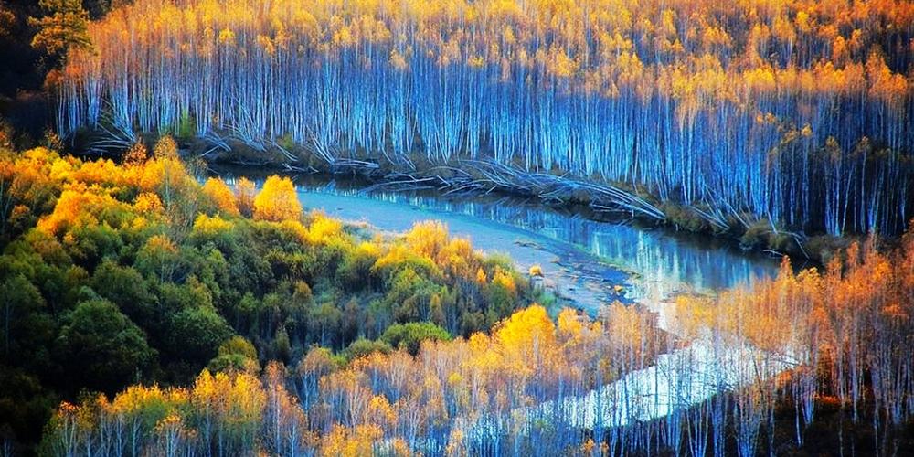 中国最早秋色