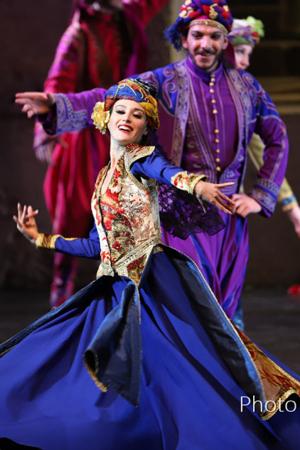 享誉世界的黎巴嫩舞剧