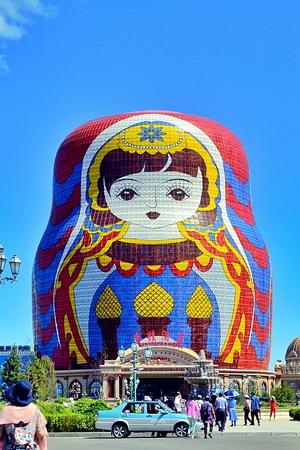 世界上最大的套娃在这里