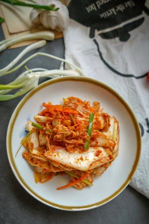正宗韩式即食辣白菜做法