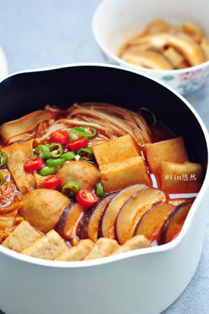 一人食午餐:小火锅天凉吃最舒服