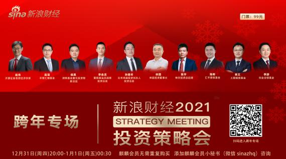2021年股市大盘展望