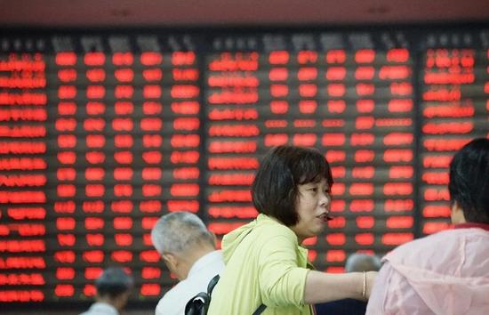 3420只个股上涨,A股国庆节后开门红