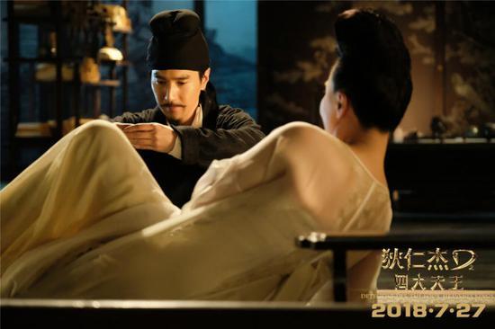 徐克的老狄:儒人物释救赎而道负责特效