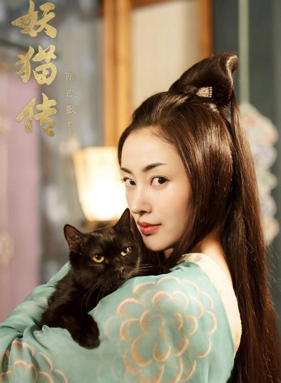 《妖猫传》证明《霸王别姬》是陈凯歌拍的