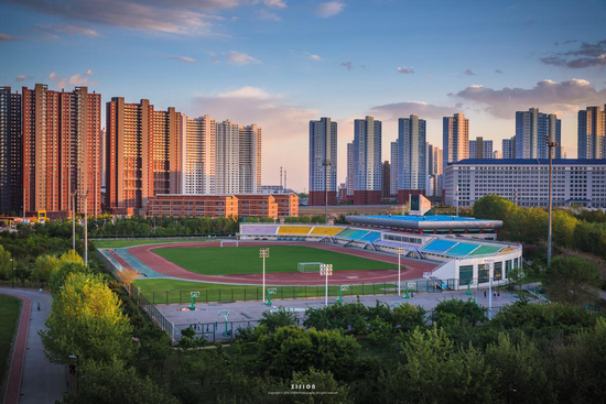 學習中心環境——東北大學秦皇島校區