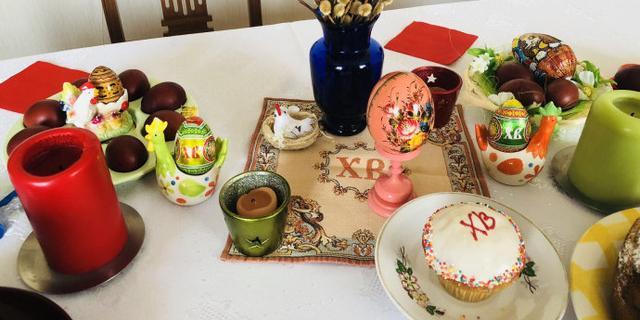俄罗斯复活节晚餐是什么样的