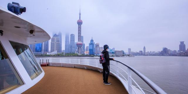 从上海坐游轮去南京