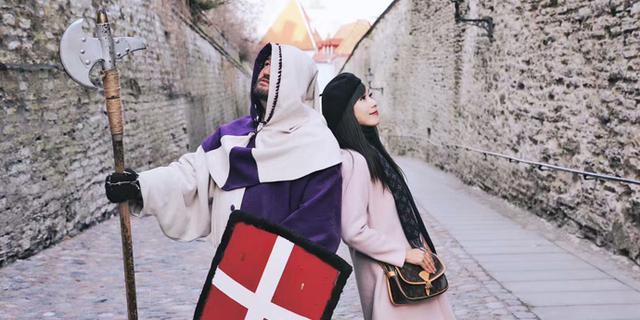 穿越中世纪的风情之旅