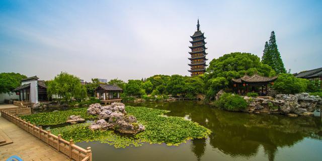 800多年的风水塔镇守千年虞城
