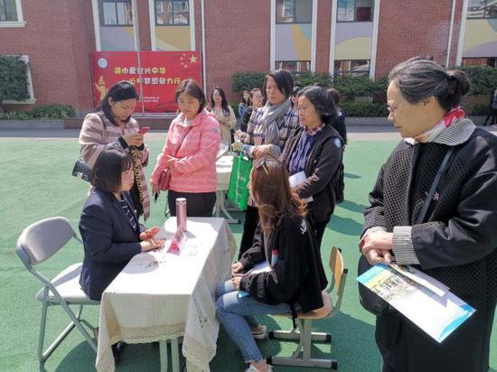 """以""""科技见长""""的民办彭浦实验小学,将最有特色的课程和社团活动全部一一展示。作者 提供"""