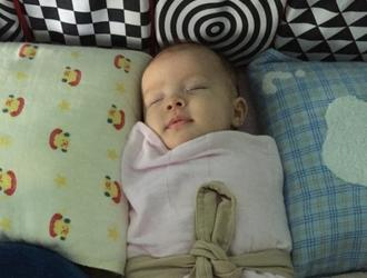 给宝宝的睡眠训练