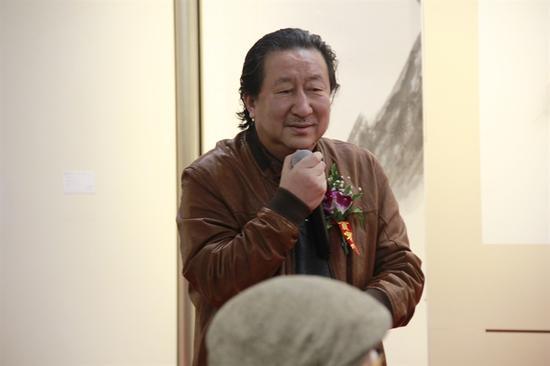 杨晓阳先生致辞