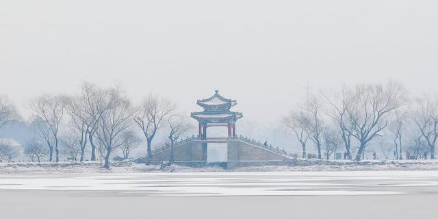 2017首场春雪美爆啦