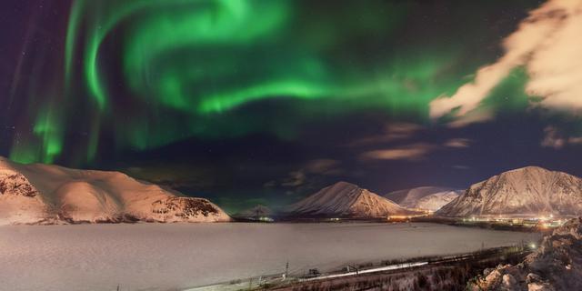 带你去北极圈看极光