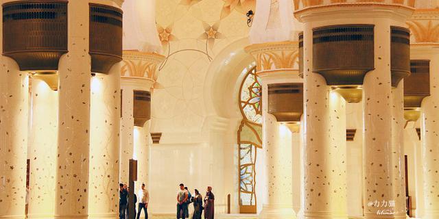 55亿美金打造的奢华清真寺