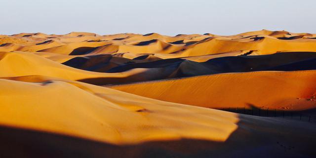 这里的沙子会唱歌