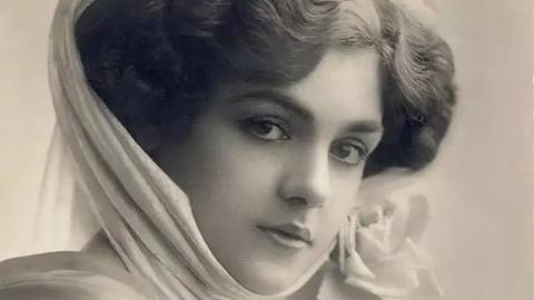 100多年前世界各国的美女长啥样?