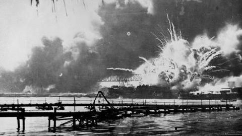 美英解密文件:日本真的坑了希特勒?