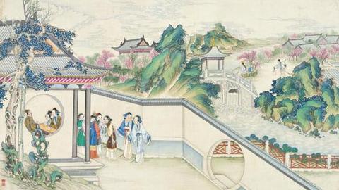 从《红楼梦》看中国数字文化