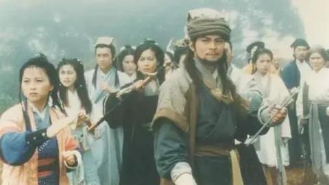 《天龙八部》若有华山论剑会怎样?