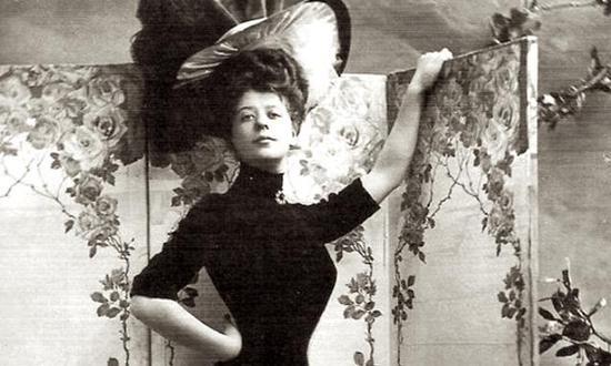 百年前的西方美女排行榜