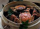 美味升級黑米蒸蟹