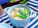 鲜香鱼丸汤