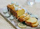 黄油蔓越莓玉米粉蛋糕