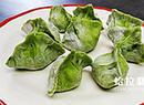 翠绿海鲜水饺