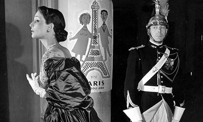 巴黎夜与昼:罗伯特·杜亚诺作品
