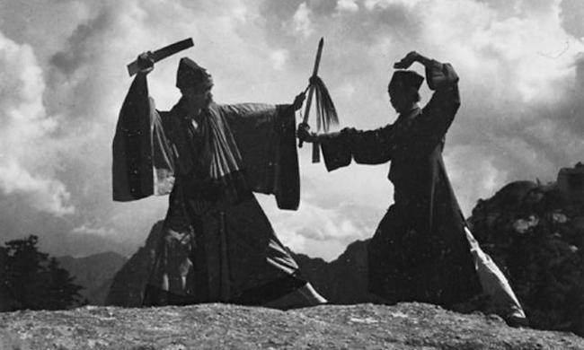 三十年代的华山老照片